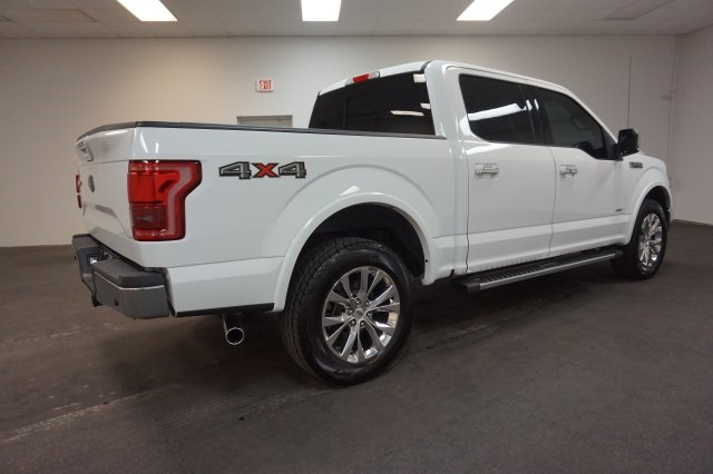 2015 F-150 SuperCrew Cab 4x4,  Pickup #F862361 - photo 2