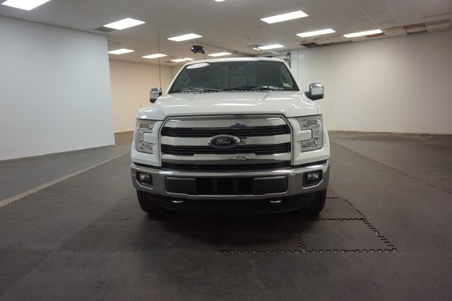 2015 F-150 SuperCrew Cab 4x4,  Pickup #F862361 - photo 4