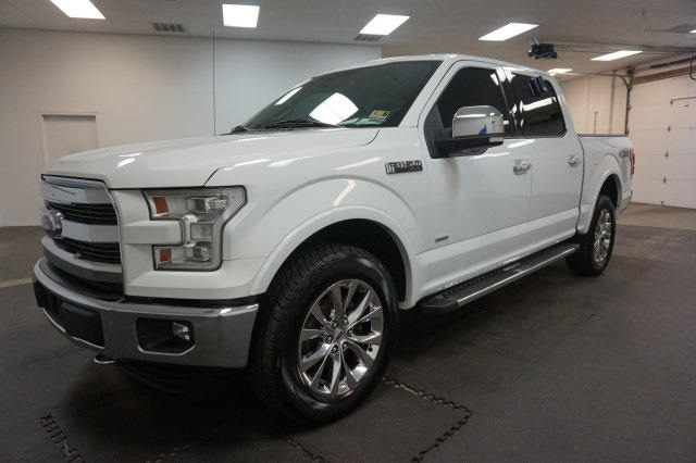 2015 F-150 SuperCrew Cab 4x4,  Pickup #F862361 - photo 6