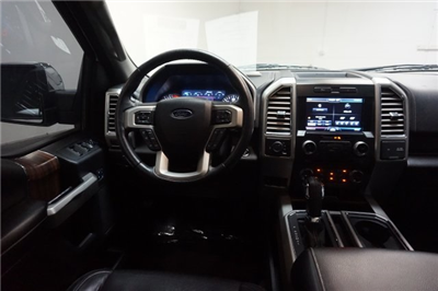 2015 F-150 SuperCrew Cab 4x4,  Pickup #F862361 - photo 13