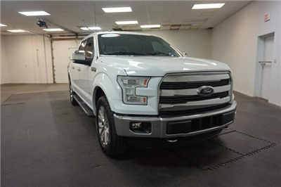 2015 F-150 SuperCrew Cab 4x4,  Pickup #F862361 - photo 3