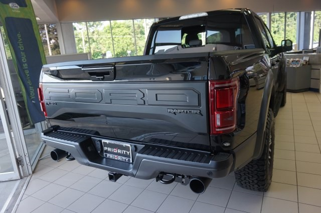 2018 F-150 SuperCrew Cab 4x4,  Pickup #F862370 - photo 11