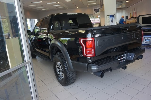 2018 F-150 SuperCrew Cab 4x4,  Pickup #F862370 - photo 8