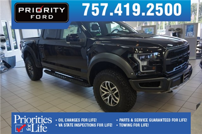 2018 F-150 SuperCrew Cab 4x4,  Pickup #F862370 - photo 1
