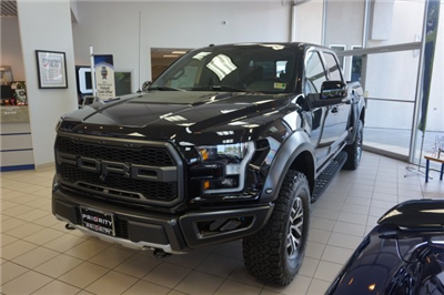 2018 F-150 SuperCrew Cab 4x4,  Pickup #F862370 - photo 5
