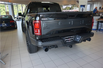 2018 F-150 SuperCrew Cab 4x4,  Pickup #F862370 - photo 9