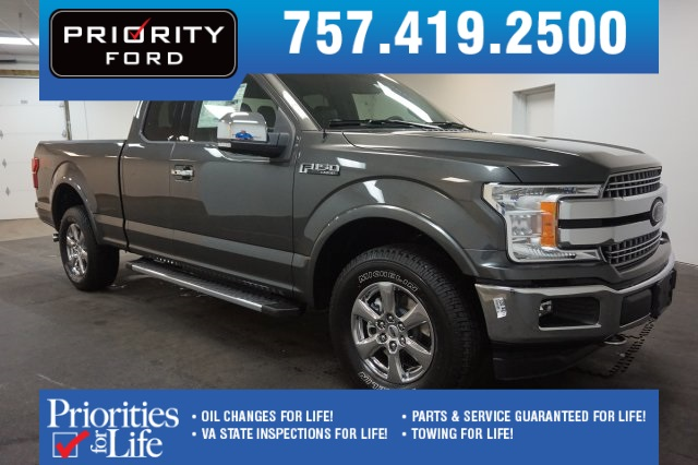 2018 F-150 Super Cab 4x4,  Pickup #F862400 - photo 1
