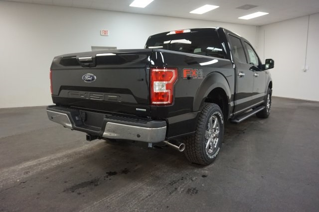 2018 F-150 SuperCrew Cab 4x4,  Pickup #F862600 - photo 2