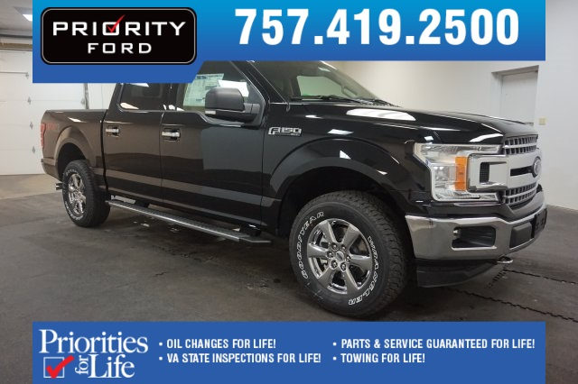 2018 F-150 SuperCrew Cab 4x4,  Pickup #F862600 - photo 1
