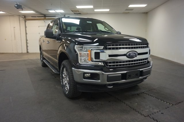 2018 F-150 SuperCrew Cab 4x4,  Pickup #F862600 - photo 3