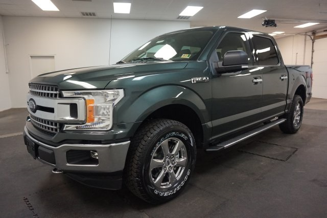 2018 F-150 SuperCrew Cab 4x4,  Pickup #F862640 - photo 6