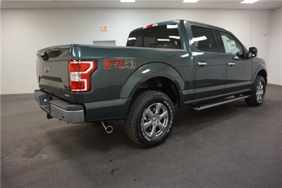 2018 F-150 SuperCrew Cab 4x4,  Pickup #F862640 - photo 2