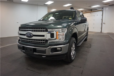 2018 F-150 SuperCrew Cab 4x4,  Pickup #F862640 - photo 5