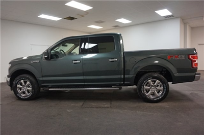 2018 F-150 SuperCrew Cab 4x4,  Pickup #F862640 - photo 7