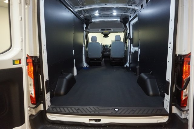2018 Transit 250 Med Roof 4x2,  Empty Cargo Van #F864630 - photo 2