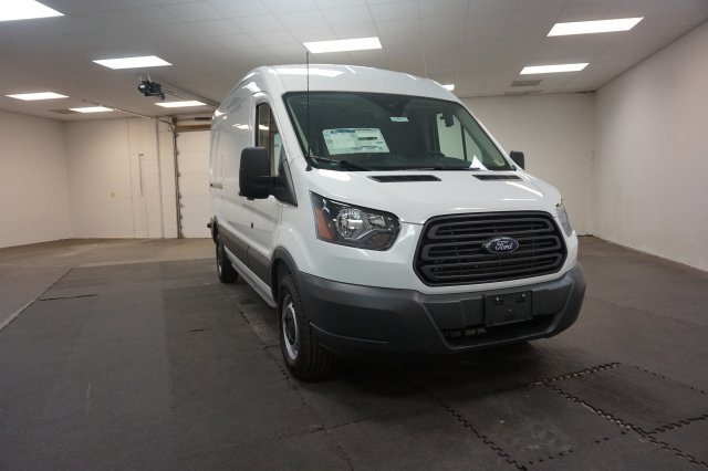 2018 Transit 250 Med Roof 4x2,  Empty Cargo Van #F864630 - photo 4