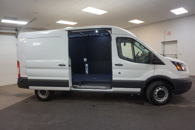 2018 Transit 250 Med Roof 4x2,  Empty Cargo Van #F864630 - photo 33