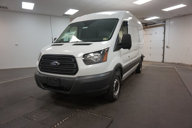 2018 Transit 250 Med Roof 4x2,  Empty Cargo Van #F864630 - photo 6