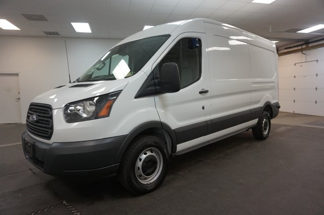 2018 Transit 250 Med Roof 4x2,  Empty Cargo Van #F864630 - photo 7