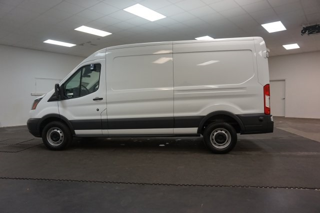 2018 Transit 250 Med Roof 4x2,  Empty Cargo Van #F864630 - photo 8