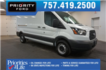 2018 Transit 250 Med Roof 4x2,  Empty Cargo Van #F864630 - photo 1