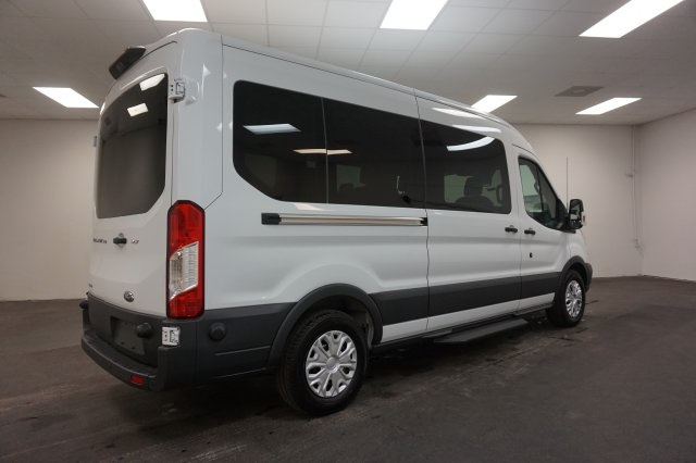 2018 Transit 350 Med Roof 4x2,  Passenger Wagon #F865110 - photo 2