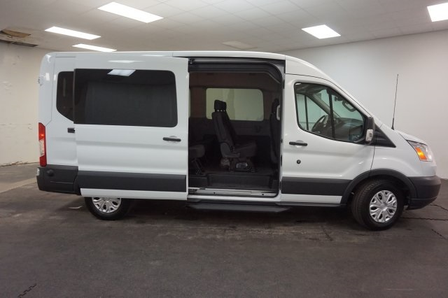 2018 Transit 350 Med Roof 4x2,  Passenger Wagon #F865110 - photo 37