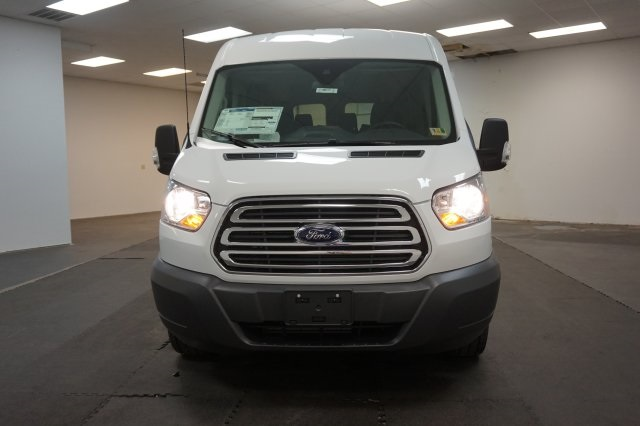 2018 Transit 350 Med Roof 4x2,  Passenger Wagon #F865110 - photo 4