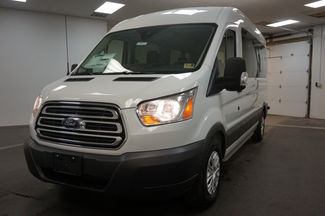 2018 Transit 350 Med Roof 4x2,  Passenger Wagon #F865110 - photo 5
