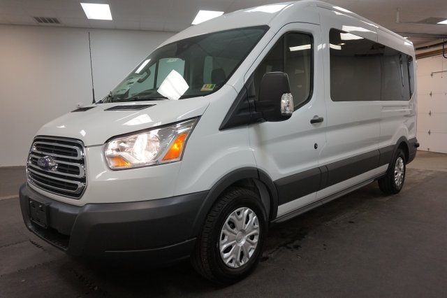 2018 Transit 350 Med Roof 4x2,  Passenger Wagon #F865110 - photo 6