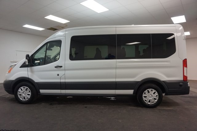 2018 Transit 350 Med Roof 4x2,  Passenger Wagon #F865110 - photo 7