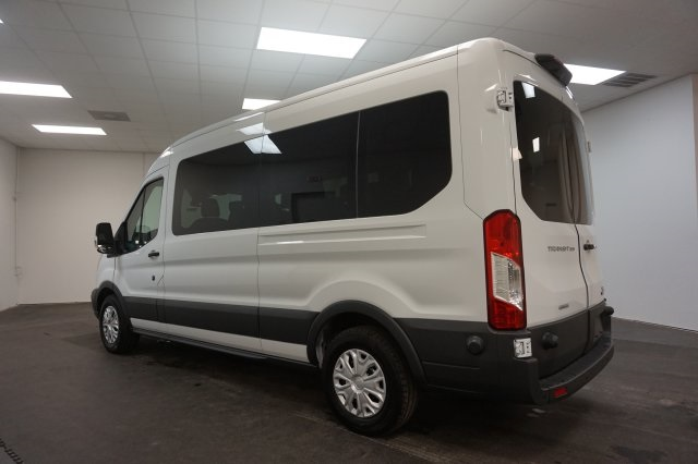 2018 Transit 350 Med Roof 4x2,  Passenger Wagon #F865110 - photo 8