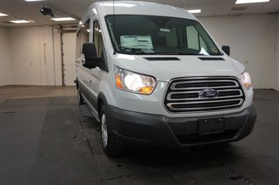 2018 Transit 350 Med Roof 4x2,  Passenger Wagon #F865110 - photo 3