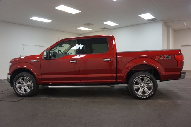 2018 F-150 SuperCrew Cab 4x4,  Pickup #F865700 - photo 7
