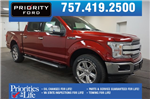 2018 F-150 SuperCrew Cab 4x4,  Pickup #F865700 - photo 1