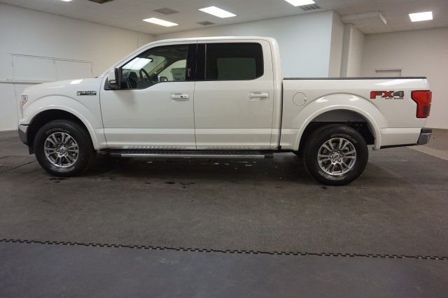 2018 F-150 SuperCrew Cab 4x4,  Pickup #F866260 - photo 7