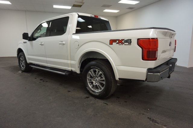 2018 F-150 SuperCrew Cab 4x4,  Pickup #F866260 - photo 8