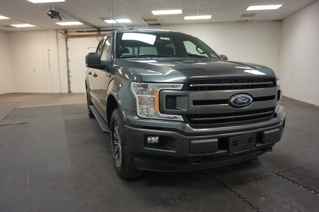 2018 F-150 SuperCrew Cab 4x4,  Pickup #F866910 - photo 3