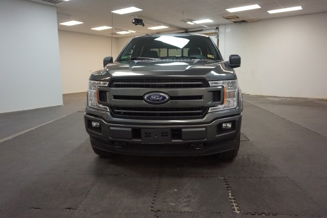 2018 F-150 SuperCrew Cab 4x4,  Pickup #F866910 - photo 4