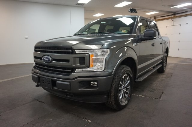 2018 F-150 SuperCrew Cab 4x4,  Pickup #F866910 - photo 5