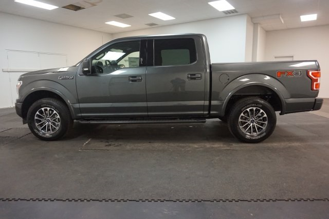 2018 F-150 SuperCrew Cab 4x4,  Pickup #F866910 - photo 6