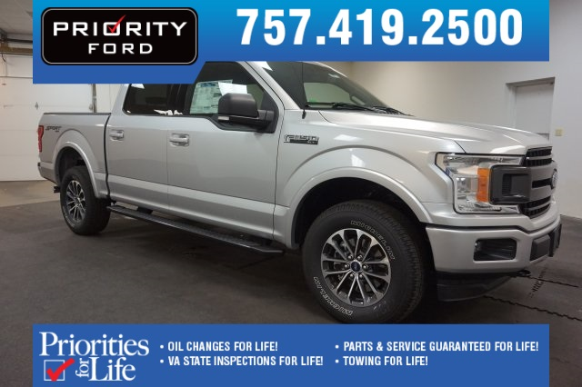 2018 F-150 SuperCrew Cab 4x4,  Pickup #F867350 - photo 1