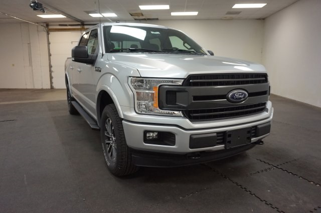 2018 F-150 SuperCrew Cab 4x4,  Pickup #F867350 - photo 3