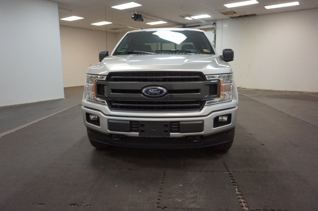 2018 F-150 SuperCrew Cab 4x4,  Pickup #F867350 - photo 4