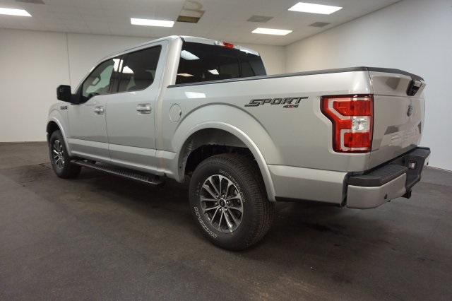 2018 F-150 SuperCrew Cab 4x4,  Pickup #F867350 - photo 8