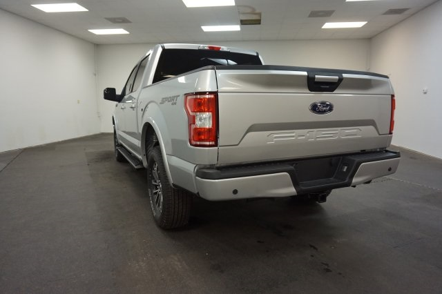 2018 F-150 SuperCrew Cab 4x4,  Pickup #F867350 - photo 9