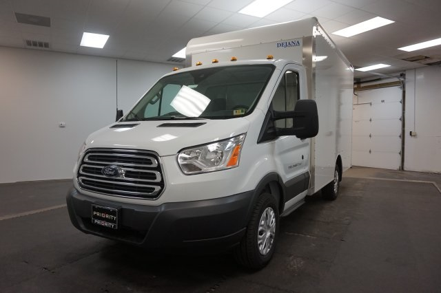 2018 Transit 350 4x2,  Dejana Truck & Utility Equipment Cutaway Van #F868070 - photo 5