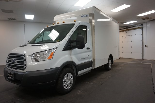 2018 Transit 350 4x2,  Dejana Truck & Utility Equipment Cutaway Van #F868070 - photo 6
