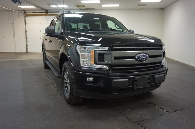 2018 F-150 SuperCrew Cab 4x4,  Pickup #F869750 - photo 3