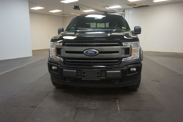 2018 F-150 SuperCrew Cab 4x4,  Pickup #F869750 - photo 4
